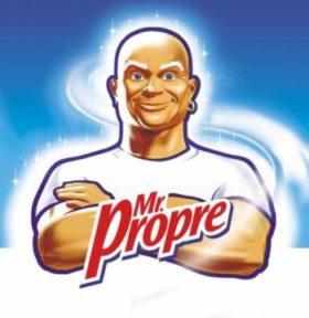Mr Clean / Mr Propre - 1958